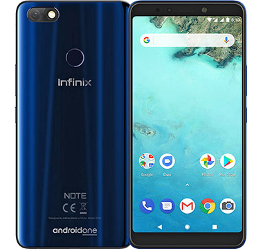 Infinix Note 5 on Amazon USA