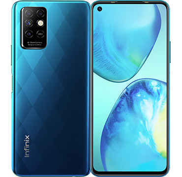 Infinix Note 8i on Amazon USA