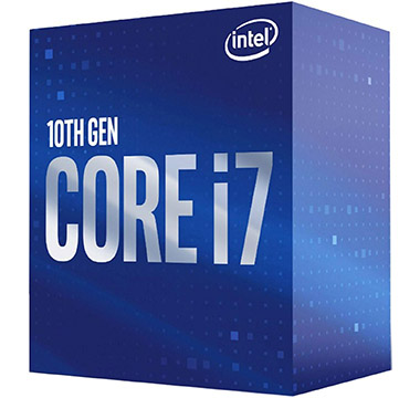 Intel Comet Lake on Amazon USA