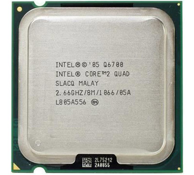 Intel Core 2 Quad Q6700 on Amazon USA