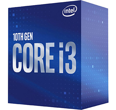 Intel Core i3-10100F on Amazon USA