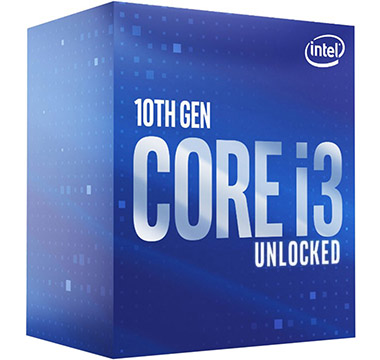Intel Core i3-10100K on Amazon USA
