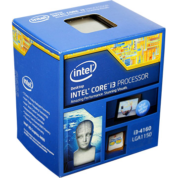 Intel Core i3-4160 on Amazon USA