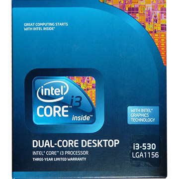 Intel Core i3-530 on Amazon USA
