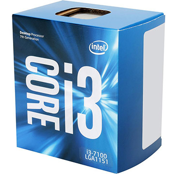 Intel Core i3-7100 on Amazon USA