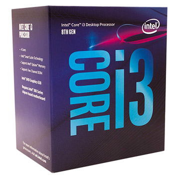 Intel Core i3-8100 on Amazon USA