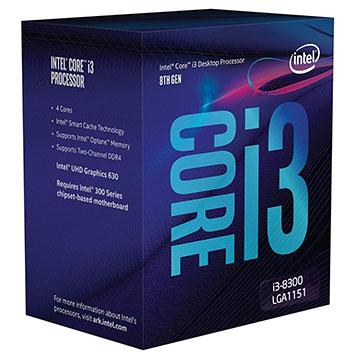 Intel Core i3-8300 on Amazon USA