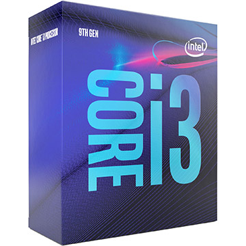 Intel Core i3-9000 on Amazon USA