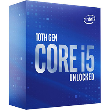 Intel Core i5-10000 on Amazon USA