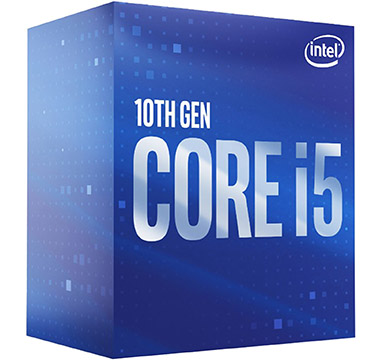 Intel Core i5-10400 on Amazon USA