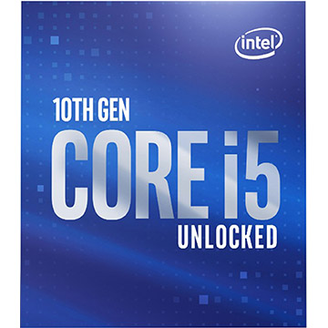 Intel Core i5-10600K on eBay USA