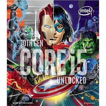 Intel Core i5-10600KA on Amazon USA