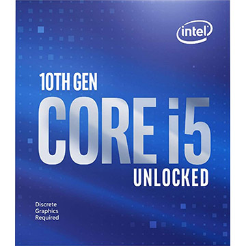Intel Core i5-10600KF on Amazon USA
