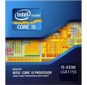Intel Core i5-3330 on Amazon USA