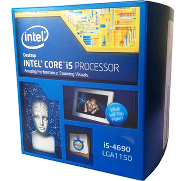 Intel Core i5-4690 on Amazon USA
