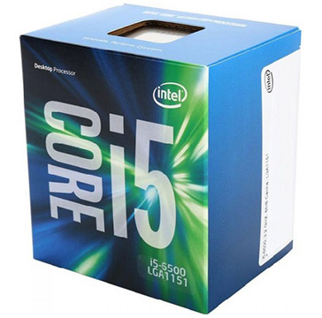 Intel Core i5-6500 on Amazon USA