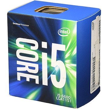 Intel Core i5-6600 on Amazon USA
