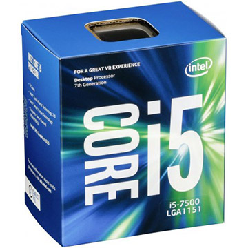 Intel Core i5-7500 on Amazon USA