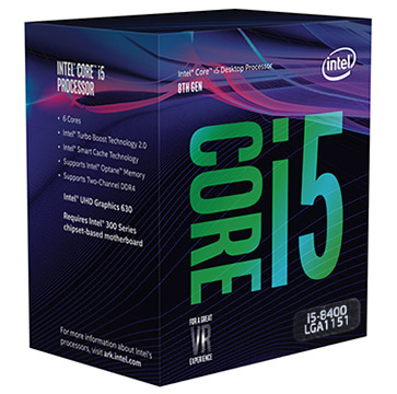 Intel Core i5-8400 on eBay USA