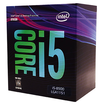 Intel Core i5-8500 on Amazon USA