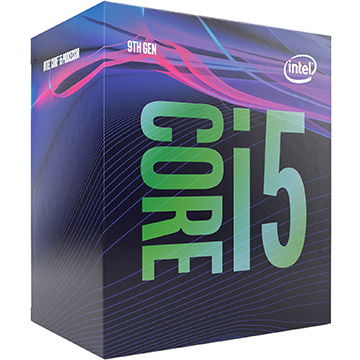 Intel Core i5-9000 on Amazon USA