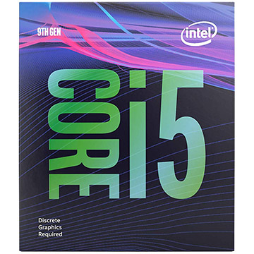 Intel Core i5-9400F on Amazon USA