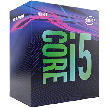 Intel Core i5-9500 on Amazon USA