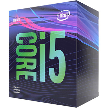 Intel Core i5-9500F on Amazon USA