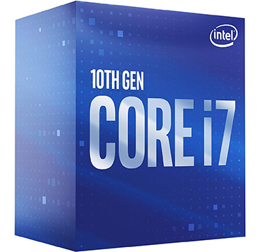 Intel Core i7-10700 on eBay USA