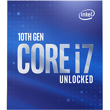 Intel Core i7-10700K on eBay USA