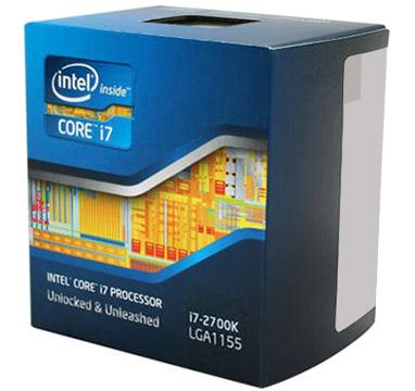 Intel Core i7-2700K on eBay USA