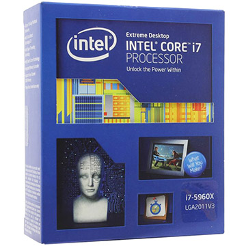 Intel Core i7-5960X on eBay USA