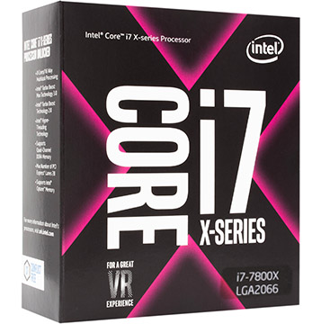 Intel Core i7-7800X on Amazon USA