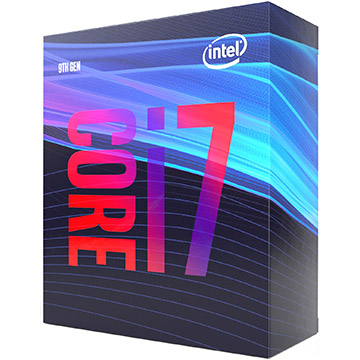 Intel Core i7-9700 on Amazon USA