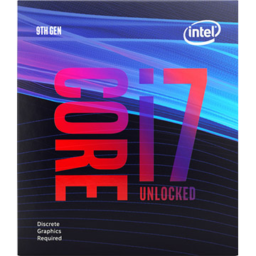 Intel Core i7-9700F on Amazon USA