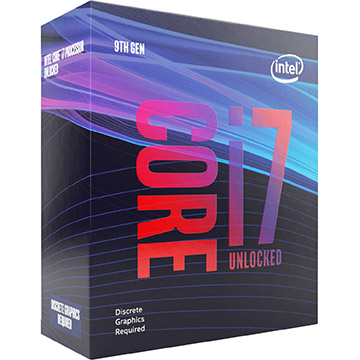 Intel Core i7-9700KF on Amazon USA