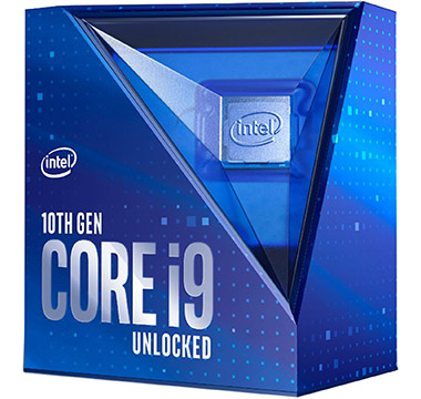 Intel Core i9-10900K on Amazon USA