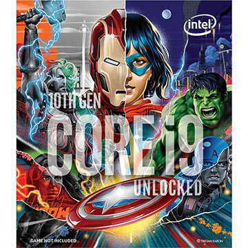 Intel Core i9-10900KA on Amazon USA
