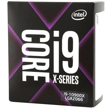 Intel Core i9-10900X on Amazon USA