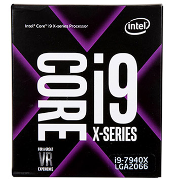 Intel Core i9-7940X on Amazon USA