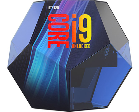 Intel Core i9-9000 on Amazon USA