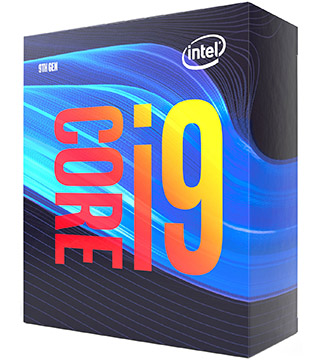 Intel Core i9-9900 on Amazon USA