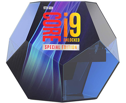 Intel Core i9-9900KS on Amazon USA