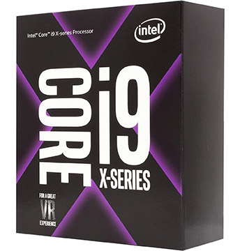Intel Core i9-9900X on Amazon USA