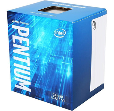 Intel Pentium G4400 on Amazon USA