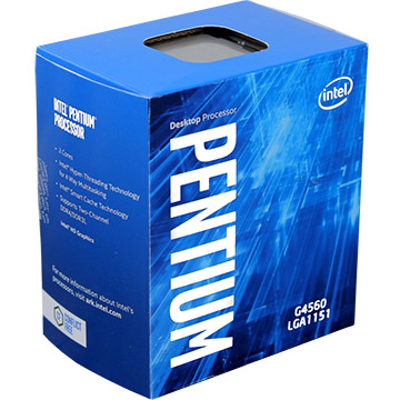 Intel Pentium G4560 on Amazon USA