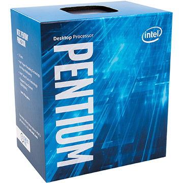 Intel Pentium G4600 on Amazon USA