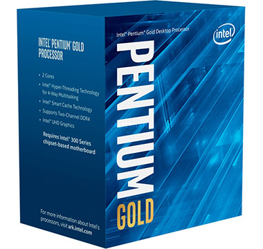 Intel Pentium Gold G5420 on Amazon USA