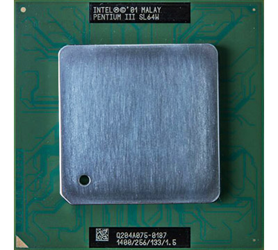 Intel Pentium III on Amazon USA