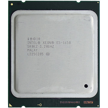 Intel Xeon E5-1650 on Amazon USA